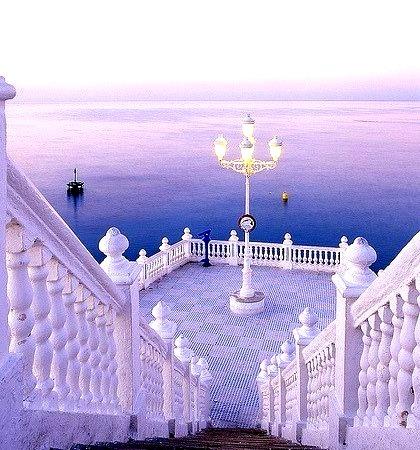 Down to the Sea,  Benidorm, Spain