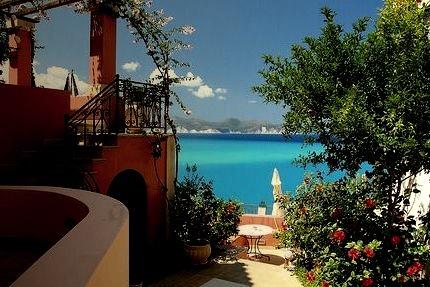 Seaside, Kefalonia, Greece