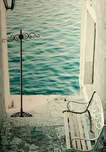 Down to the Sea, Rovinj, Croatia