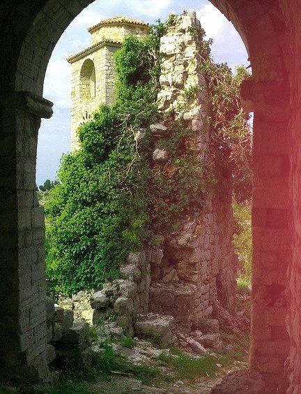 Ancient Ruins, Stari Bar, Montenegro