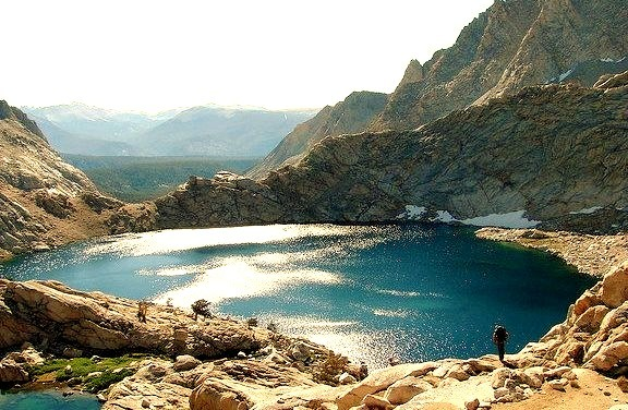 by joey_v on Flickr.Columbine Lake, Sequoia National Park - California, USA.