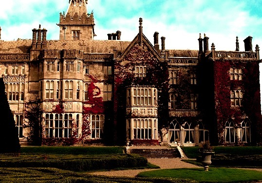 by jessica_c_rhodes on Flickr.Adare Manor is a 19th century manor house located on the banks of the River Maigue in the village of Adare, County Limerick, Ireland.