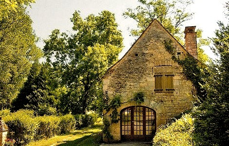 17th Century Stone House, Aquitaine, France