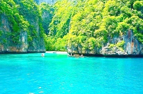 Turquoise, The Philippines