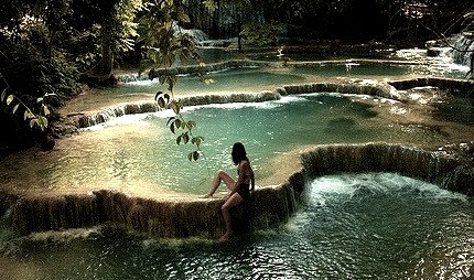 Waterfall Pools, Thailand