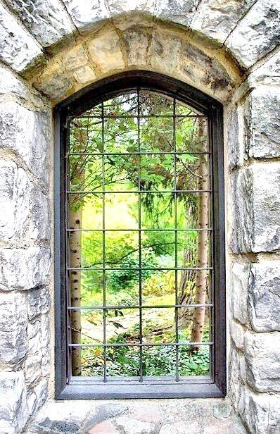 Garden View, Sudeley Castle, England