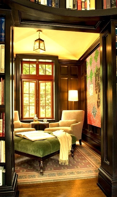 Reading Room, Greenwich, Connecticut
