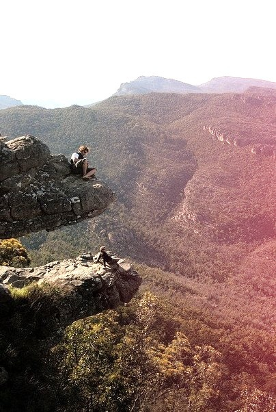 The Balconies in Grampians National Park, Australia