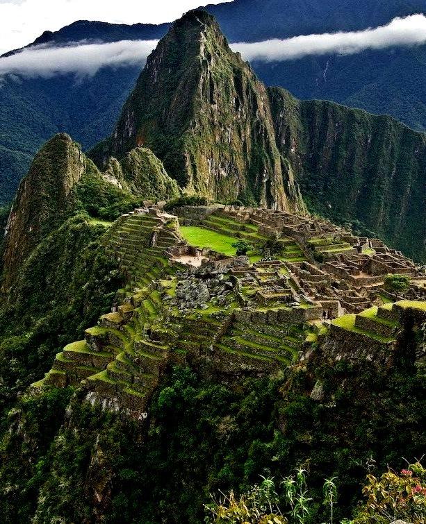 The Lost City of the Incas, Machu Picchu, Peru