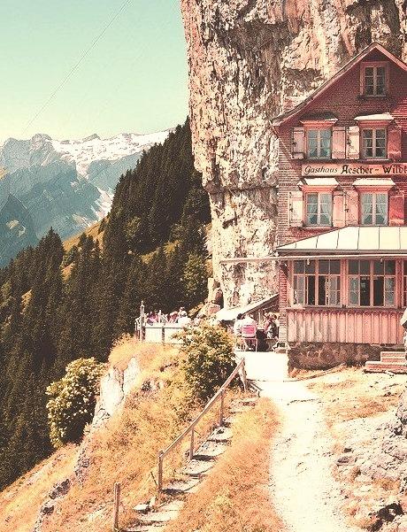 Wasserauen, Switzerland