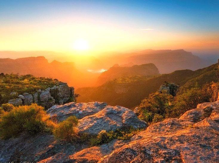 Landscapes of South Africa: Abel Erasmus Pass / Blyde River Canyon / Mariepskop  Mark Dumbleton